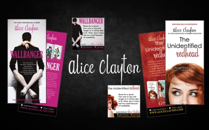 Alice Clayton – The Redhead series and CocktailSeries